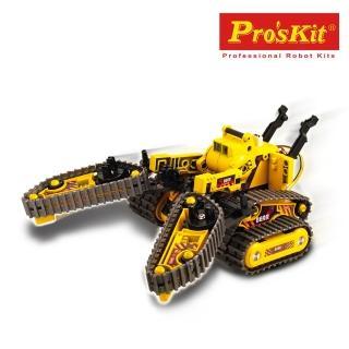 【Pro'sKit 寶工】GE-536N 3合1變形坦克(科學玩具)