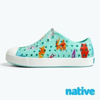 【native】JEFFERSON PRINT 小童鞋(摺紙藍)