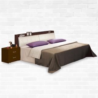 【時尚屋】潘朵拉6尺加大雙人床CV9-30-1+WG28-1-6(不含床頭櫃-床墊 免運費 免組裝)