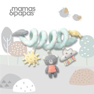 【Mamas & Papas】晴天熊繞圈圈(推車汽座掛飾)