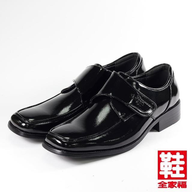 【鞋全家福】男_黏帶少男紳仕鞋/