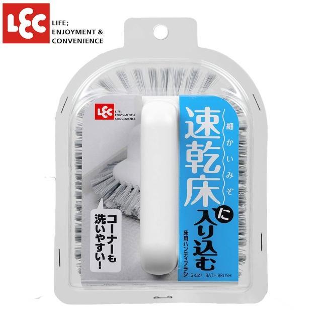 【LEC】無死角地板清潔刷(日本LEC最新設計浴室地板墻壁無死角清潔刷)/