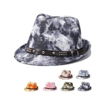 【米蘭精品】爵士帽禮帽(時尚潑墨復古英倫風流行情人節生日禮物男女帽子6色71k96)