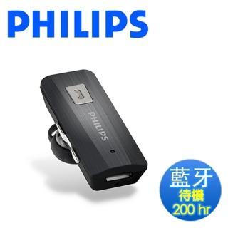 【Philips 飛利浦】耳塞式藍牙耳機SHB1600(藍牙耳機)