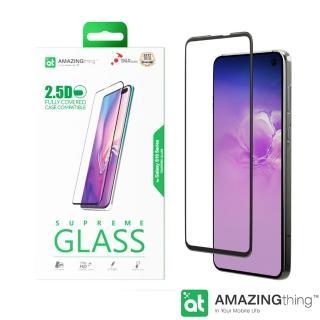 【AmazingThing】三星 Galaxy S10e 滿版強化玻璃保護貼(網路購物高人氣商品)