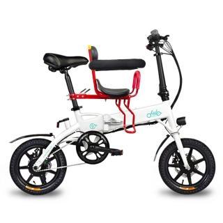 【公司貨】全新F1電動親子摺疊車(電動車 腳踏車 自行車 親子車)
