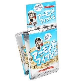 【藤澤】藤澤 杏仁小魚乾4連包(20g)