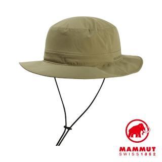 【Mammut 長毛象】Machu Hat 防水快乾漁夫帽 橄欖綠 #1191-02914