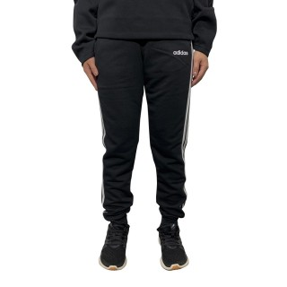 【adidas 愛迪達】W E 3S PANT 黑-DP2380(女運動長褲)