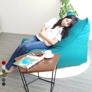【BN-Home】Emma艾瑪L型懶人舒適沙發(沙發/沙發床/布沙發/懶骨頭/懶人沙發)