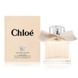 【Chloe' 蔻依】小小 Chloe 20ml-同名/芳心之旅/白玫瑰/愛情故事(多款任選)