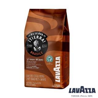 【LAVAZZA】TIERRA BRASILE 咖啡豆 1000g(100%ARABICA)
