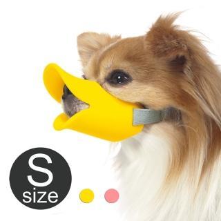 【日本OPPO】呱呱寵物嘴套- 哈囉你好款S(日本製造 防亂吃 防亂吠 防亂咬)