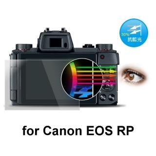 【D&A】Canon EOS RP 日本原膜增豔螢幕貼(9H防藍光疏油疏水型)