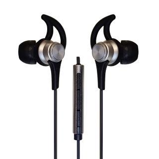 【iSee】運動型智慧手機專用通話及音樂金屬耳麥(IS-MHS660)