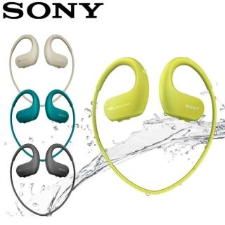 【SONY 索尼】Walkman NW-WS413 4GB 防水數位耳機隨身聽(公司貨)