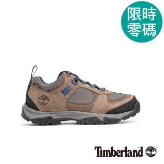 【Timberland】男款淺棕色防水耐磨登山徒步鞋(A1RB1838)