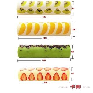 【可酪】經典卡樂任選4條(6種口味;570g/條)