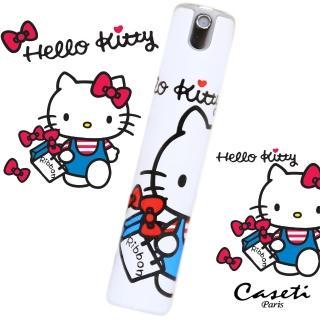 【Caseti】Hello Kitty X 法國Caseti 購物凱蒂 Kitty香水分裝瓶 旅行香水攜帶瓶(KITTY)