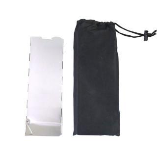 鋁合金野炊擋風板