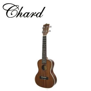 【Chard】23A 全沙比利烏克麗麗 23吋(附贈專用收納琴袋)