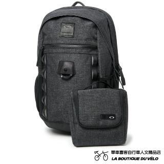 【Oakley】VOYAGE 2.0(日用款後背包 實用多夾層內付小手提包)