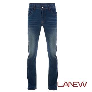 【La new】超彈力中腰直筒牛仔牛仔褲(男70841056)