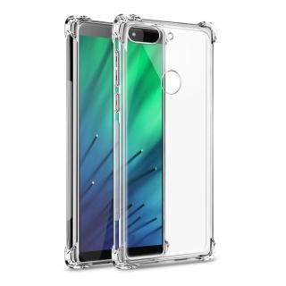 【IN7】HTC Desire 12+ 6吋 氣囊防摔 透明TPU空壓殼 手機保護殼(防摔防震TPU軟殼)