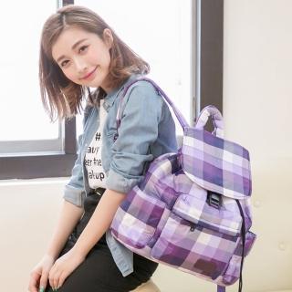【小晴天HARU】束口後背包 防潑水 5色可選(日本材質空氣包)