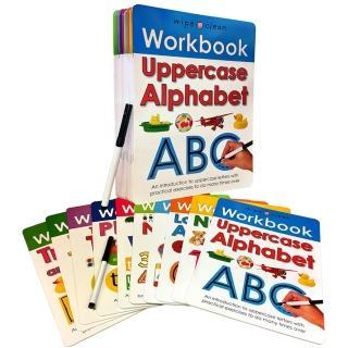 【Waynebook 瑋恩書店】Wipe-Clean Workbook Collection(可擦拭平裝套書)