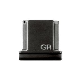 【RICOH】GR 金屬熱靴蓋 GK-1_金屬灰(公司貨)