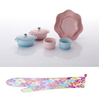 【韓國NEOFLAM】NEOFLAM甜美鑄瓷餐具組