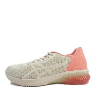 【asics 亞瑟士】Asics GEL-Kenun SP    女 鞋 運動 慢跑 健走  休閒  粉紅  米(T8A5N-0606)
