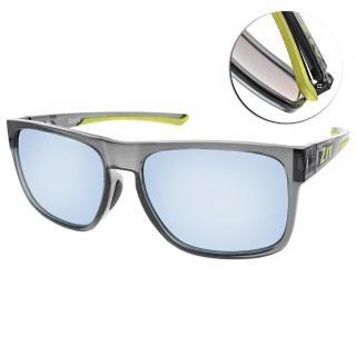 【ZIV 運動太陽眼鏡】海邊高清晰偏光片(透明灰-紫冰藍#HS112 047)