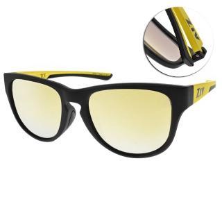 【ZIV 運動太陽眼鏡】ICE冰系列眼鏡(霧黑-茶靛黃水銀#S113 023)