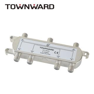 【TOWNWARD 大城科技】DVT-2626A電視六分配器
