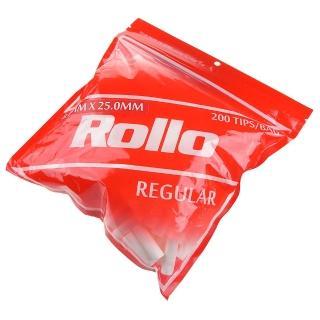 【Rollo】REGULAR-捲煙專用加長型濾嘴(8mm-2包入)