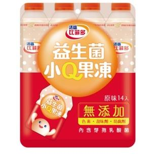 【台灣比菲多】益生菌小Q果凍原味280g