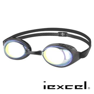 【iexcel】專業光學度數泳鏡 VX-946(蜂巢式 電鍍)