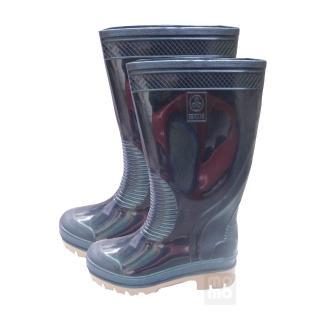 【Sanho 三和牌】男雙色雨鞋-底部加強(三和牌雨鞋)
