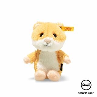 【STEIFF德國金耳釦泰迪熊】快樂倉鼠 Happy Hamster(動物王國)