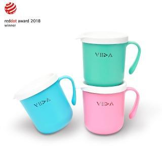 【VIIDA】Souffle 抗菌不鏽鋼杯(台灣生產製造)