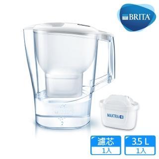 【德國BRITA】Aluna愛奴娜3.5L濾水壺(內含1入MAXTRA Plus濾芯)