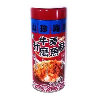 【將軍區農會】牛蒡什麼魚酥(300g)