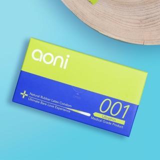 【aoni】愛引力 001保險套(12入裝)