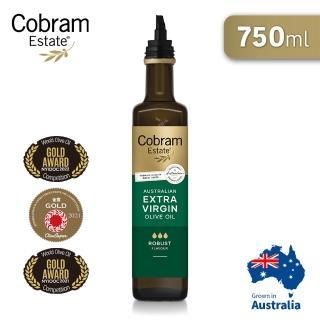 【Cobram Estate】澳洲Cobram Estate 特級初榨橄欖油-醇厚風味Robust 750ml(頂級冷壓初榨橄欖油)