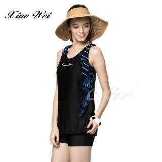 【SAIN SOU 聖手牌】時尚流行二件式泳裝(NO.A928688)