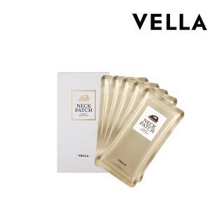 韓國原裝VELLA 頸紋貼片單盒(5片)(M)