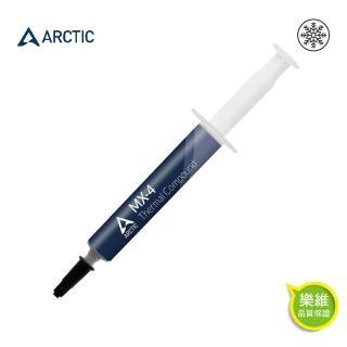 【ARCTIC】MX-4 高效散熱膏-4克(散熱膏)