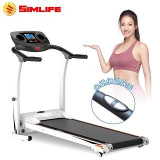 【Simlife】高規升級心跳電動跑步機